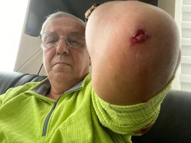 Yeniçağ Ankara Temsilcisi Orhan Uğuroğlu'na saldırı