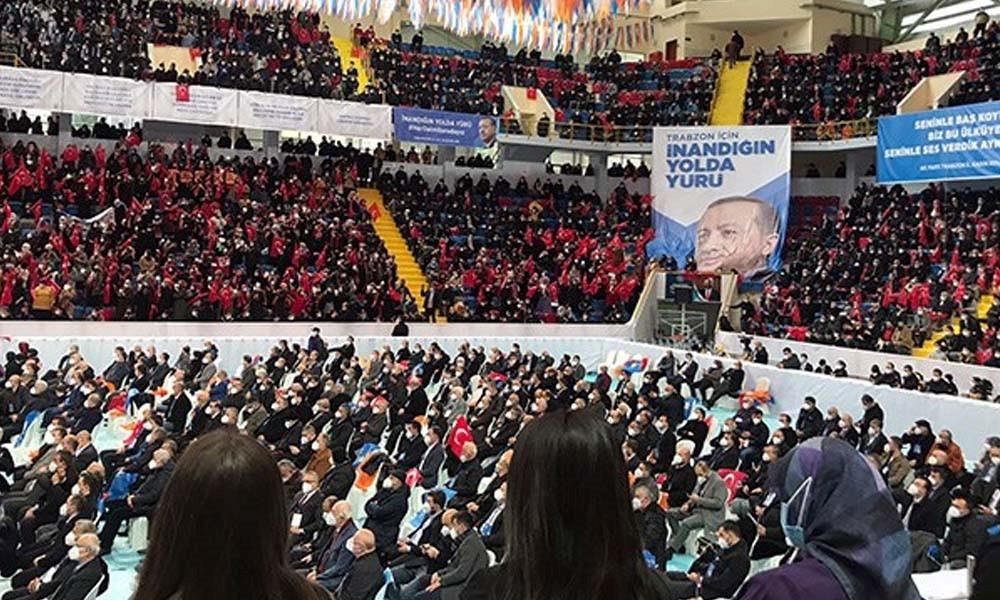 Erdoğan'ın kongre düzenlediği Trabzon'da 68 yerleşim yeri karantinada -  Tele1