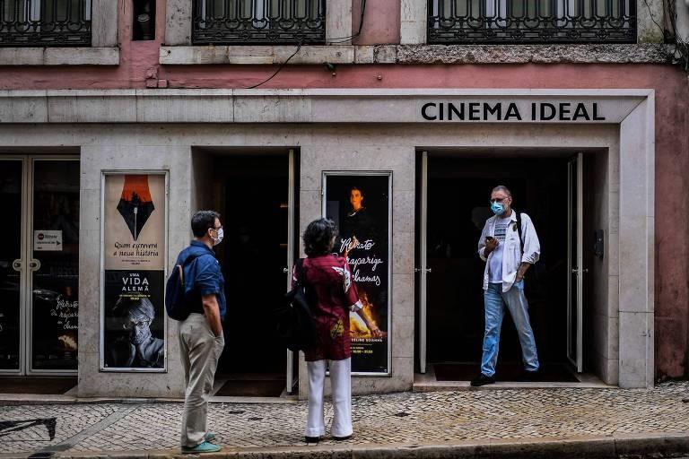 Surtos de Covid-19 em Lisboa comprometem reabertura em Portugal -  01/06/2020 - Mundo - Folha
