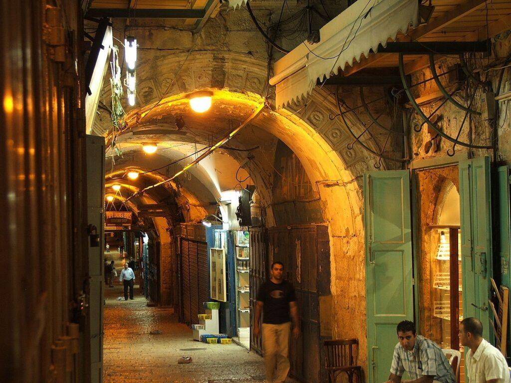 File:Jerusalem suk night 9103.JPG - Wikimedia Commons