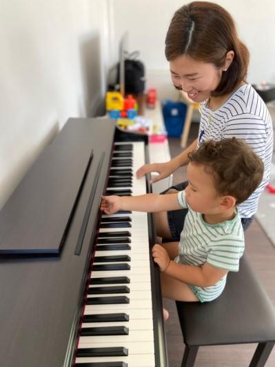 Metin Kutusu: Jihye ve 2 yaşındaki oğlu Deniz